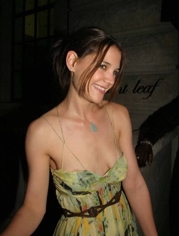 Katie Holmes Nude And Naked