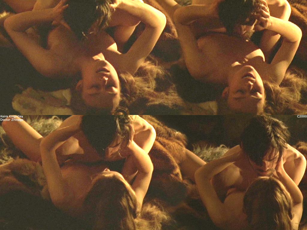 Kiera knightley sex scene